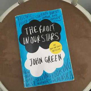 The Fault In Our Star By John Green