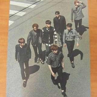 Official BTOB - Complete (1st Album) Poster