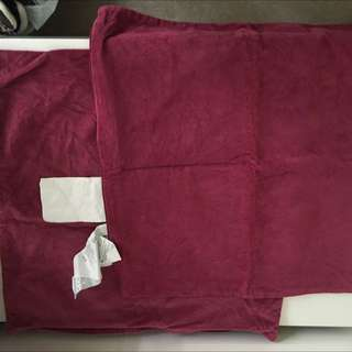 ikea pillow cover 45x45