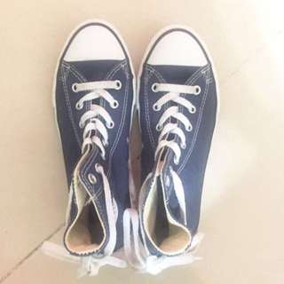 Navy Converse(on hold)