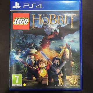 THE HOBBIT LEGO PS4