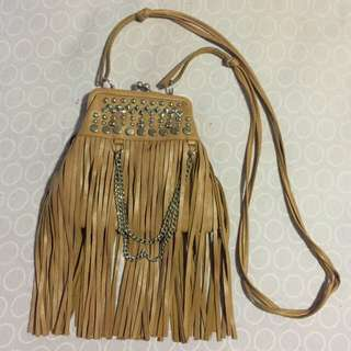 Coachella Tassel Hand Bag