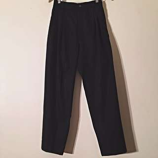 Country Road Wool High Waisted Pants