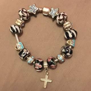 Pre-made Charm Bracelet