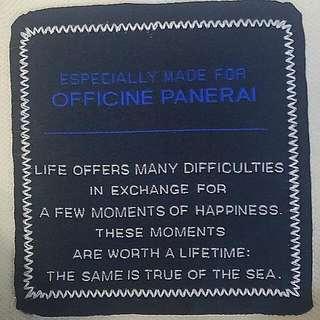 Panerai Original Polo Shirt