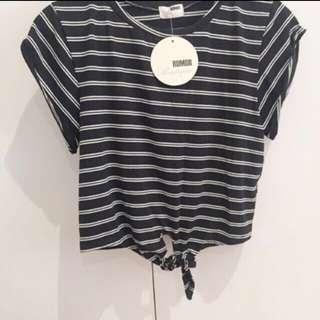 Brand New Striped Too