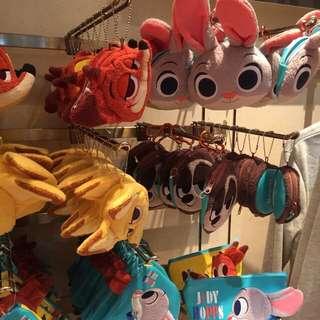 Disney 迪士尼 動物方程式 Zootopia周邊商品