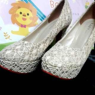 婚鞋高跟鞋👠