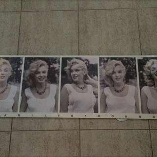 Marilyn Monroe Print - 5 Photos