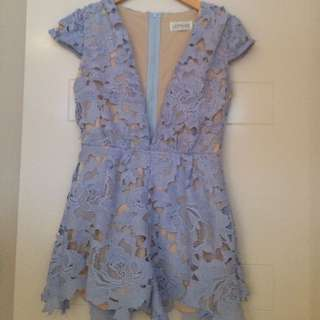Lioness Play Suit Size Small