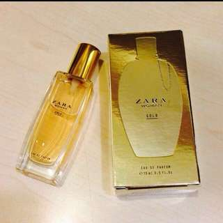 降價✨ZARA GOLD 女性香水