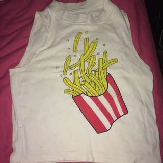 FRIES Top