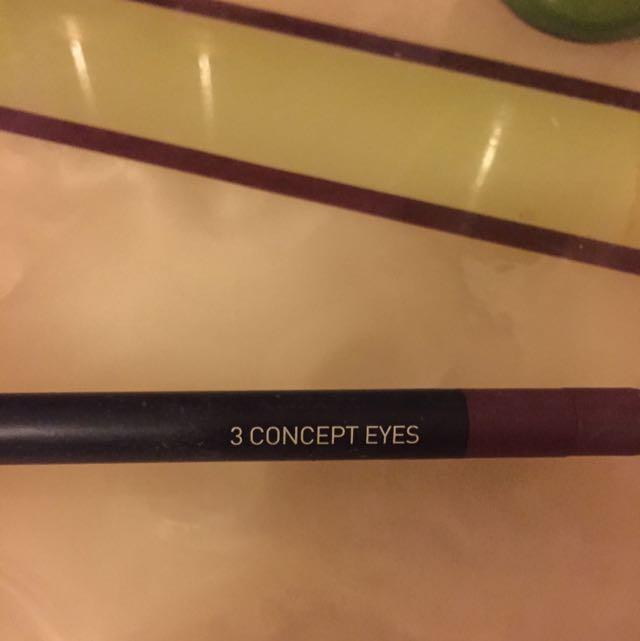 3CE Korean Creamy Waterproof Eye Liner Red Brown