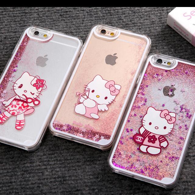 蘋果6,kitty手機殼~預購