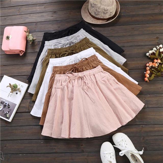 蓬蓬裙(內有小短褲)