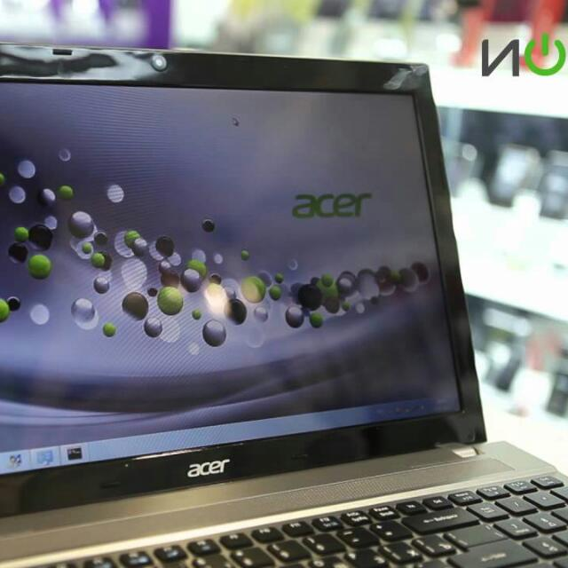 高效能筆電NB Acer V3 571g