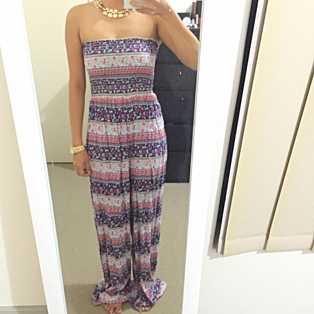 ALLY Jumpsuit Size 6