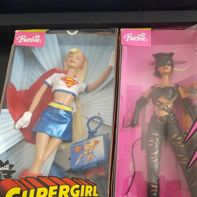 Barbie Superheroes