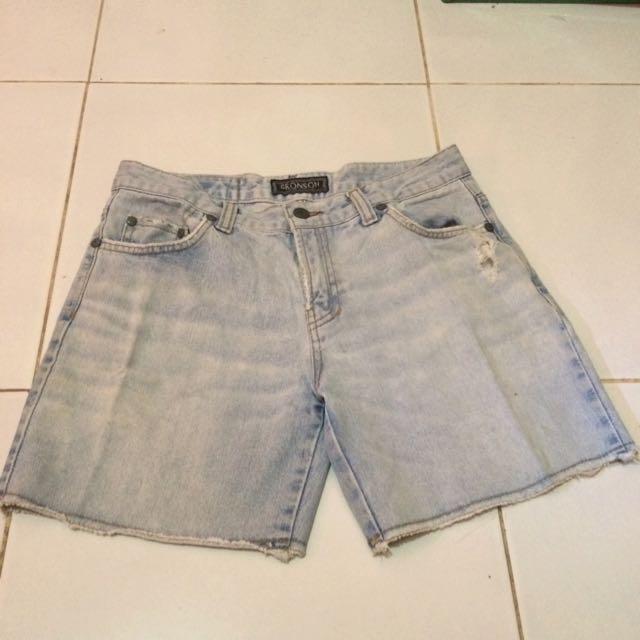 Celana Pendek Jeans (hotpants)