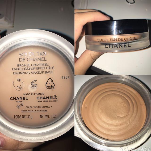 "CHANEL "" Soleil Tan De"""