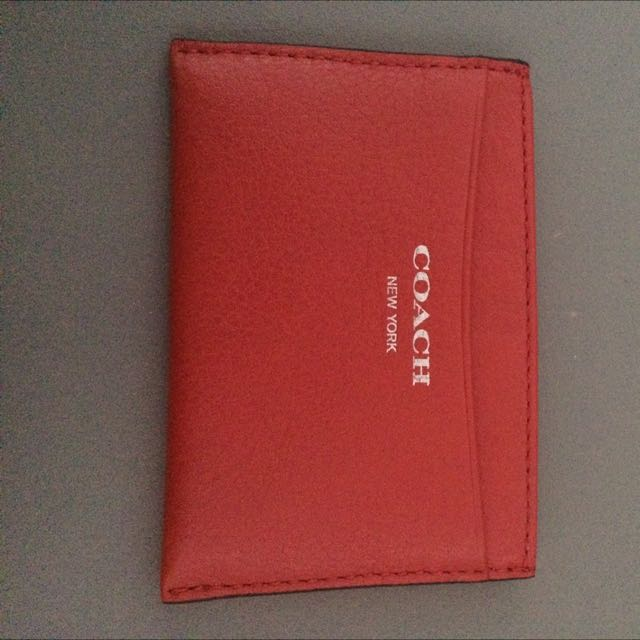 Coach Wallet / Card Holder