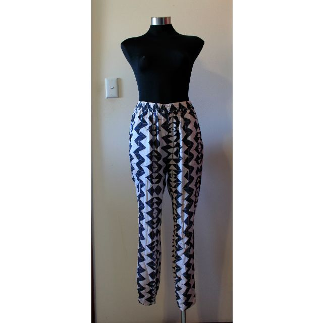 COUNTRY ROAD TRIBAL HAREM PANTS