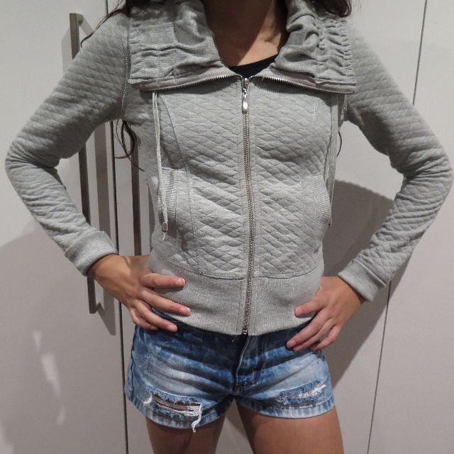Grey jacket size XS