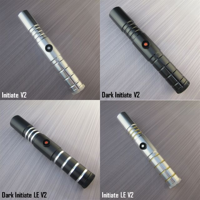 initiate dark initiate v2 lightsaber by ultra sabers via