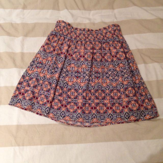 Jeanswest Flowy Skirt