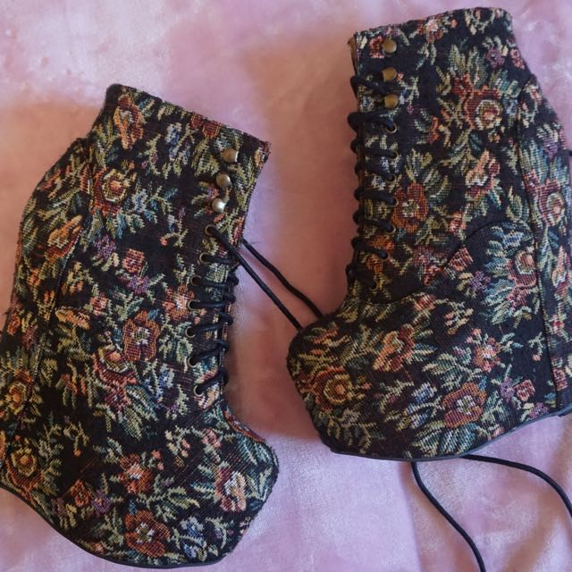 Jeffrey Campbell Tapestry Damsels