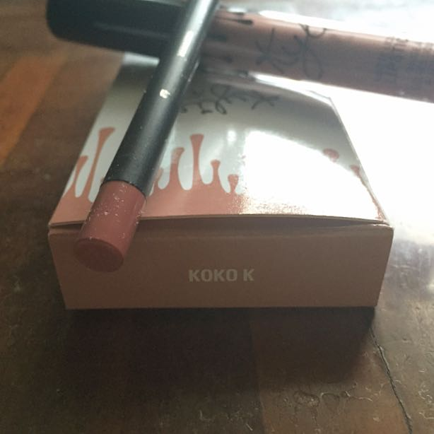 Koko K Kylie Jenner Lip Kit