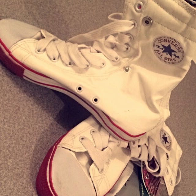 Leather Chuck Taylor