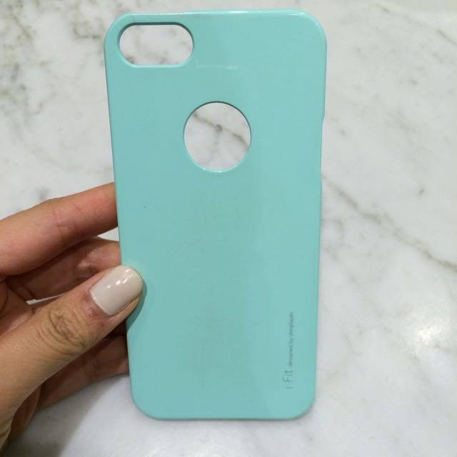Mint Colour Tiffany blue Phone Case For Iphone 5 5S