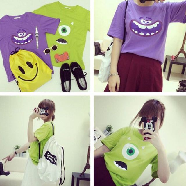 Monster University T-shirt