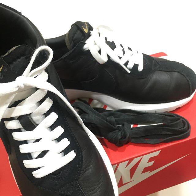 NIKE Roshe LD 1000 Premium  US 7.5 黑 色 款