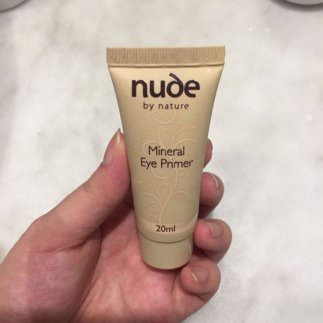 Nude Mineral Eye Primer 20mL