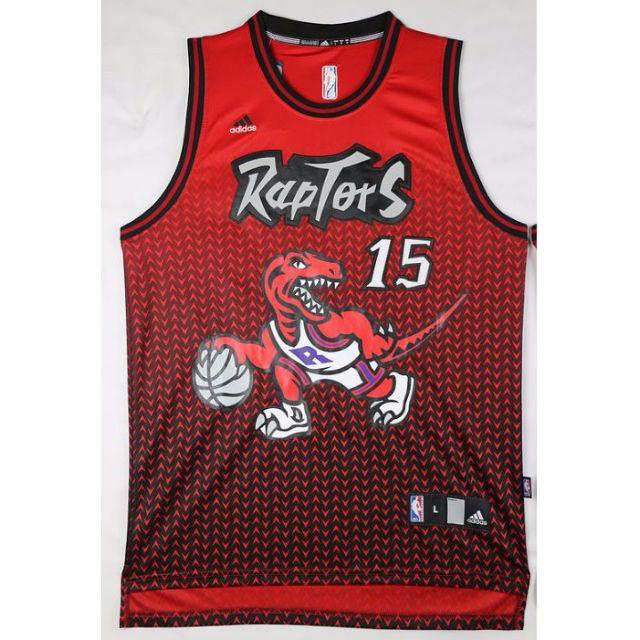 san francisco 39ce5 8e284 PO] NBA Toronto Raptors Vince Carter Vintage Swingman Jersey ...