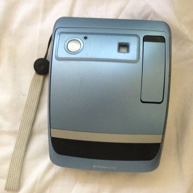 Polaroid Camera 600