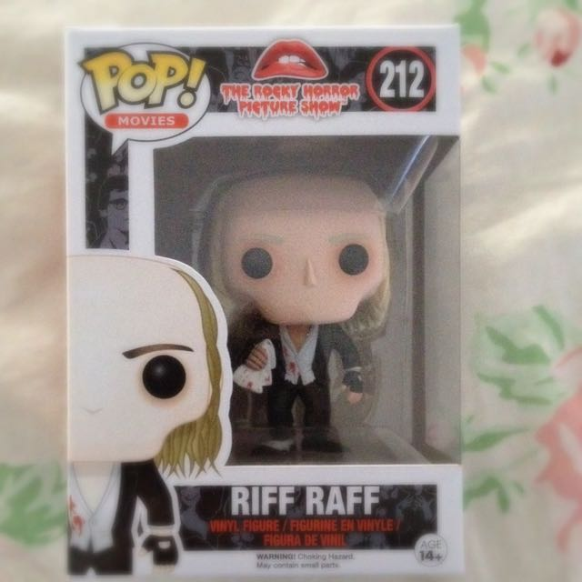 Riff Taff Pop Vinyl Figure
