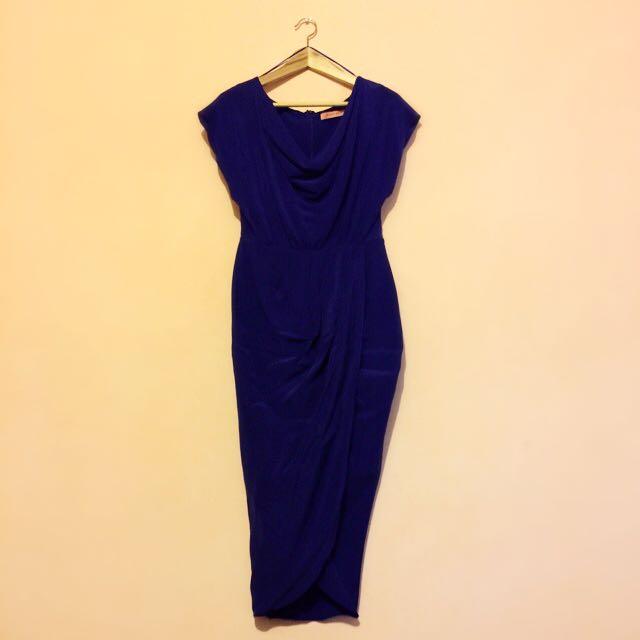 Rodeo Show Roxie Drape Dress - Size 8