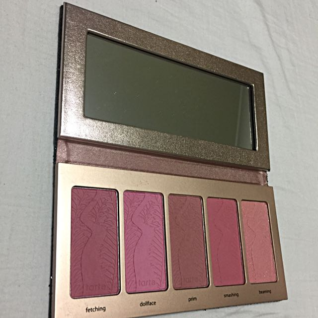 Tarte Blush Bling Palette