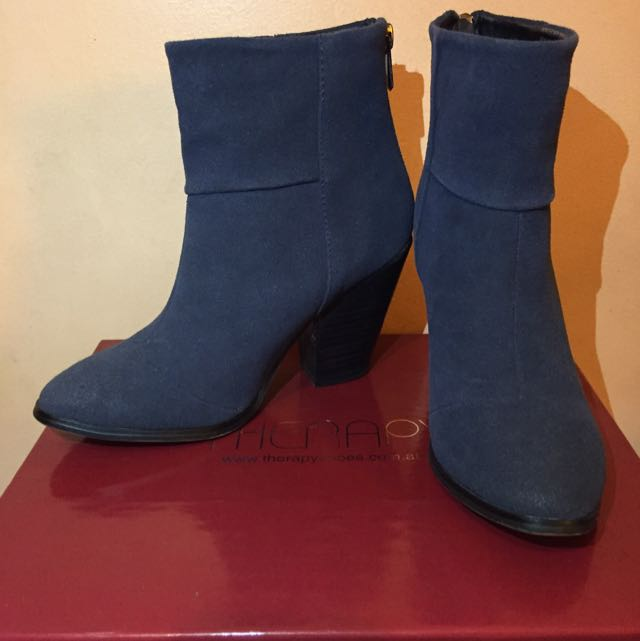 Therapy Hendrix Boots - Size 5