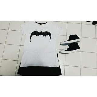 Cotton On Batman Shirt