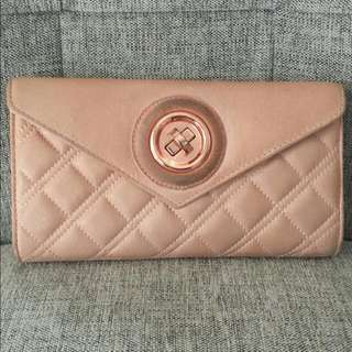 Mimco Monarch Dusty Pink Wallet