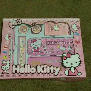 Hello Kitty Stationary set
