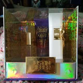 Justin Bieber - The Key Perfume