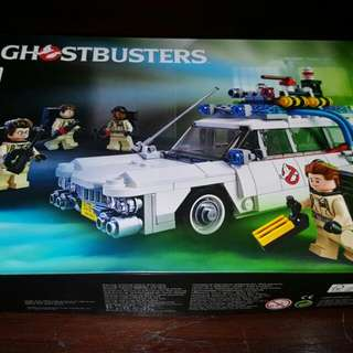 LEGO 21108 - Ghostbusters ECTO-1 (NEW)