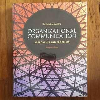 organizational communication textbook