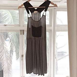 Size S Mini Dress - Urban Outfitters