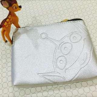 🚚 迪士尼 防刮皮系列收納包 零錢包/票卡夾/悠遊卡包/鈔票包/卡片包//米奇米